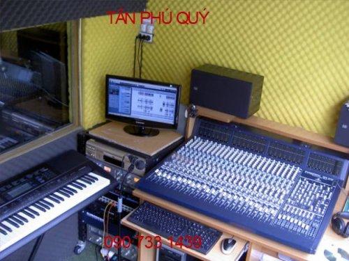 Phòng thu âm 1