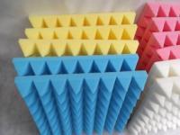Mút gai kim tự tháp Pyramid Acoustic Foam Panels tại Ho Chi Minh city